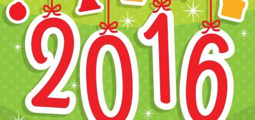 La Section Primaire de l'Athénée Royal Pierre Paulus de Chatelet vous souhaite une excellente année 2016 !