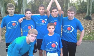 Minifoot equipe 2011 - Athénée Royal Pierre Paulus